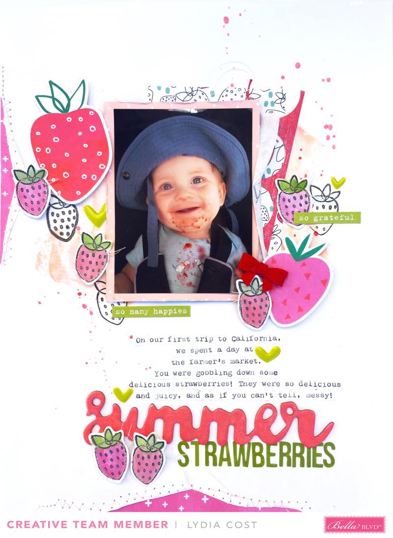 Lydia_Summer Strawberries_Layout