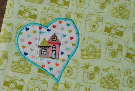 K Frye Photo 5 Snapshot Journal Back Detail