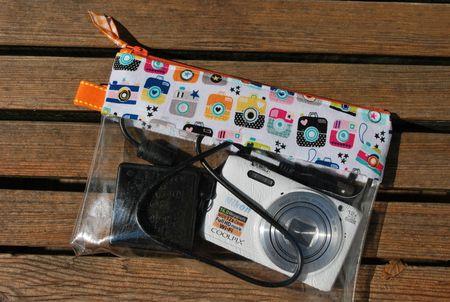 K Frye Photo 4 Snapshot Camera Bag
