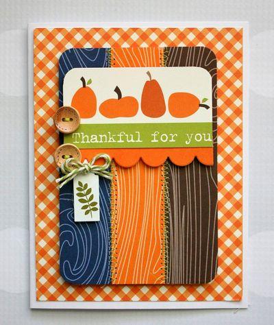 Shellye McDaniel-Wooden Pumpkin1