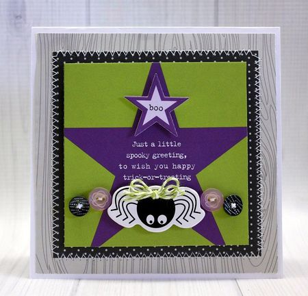Shellye McDaniel-Spider Star Card1