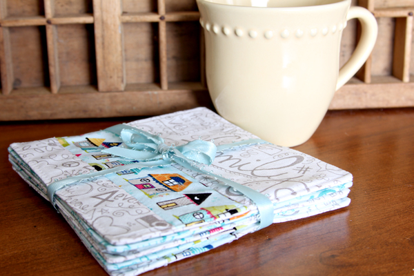 ChristineOusley_FabricCoasters3