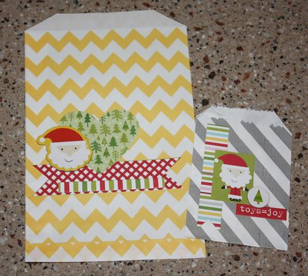 Bandkowski Christmas Cheer Treat Bags