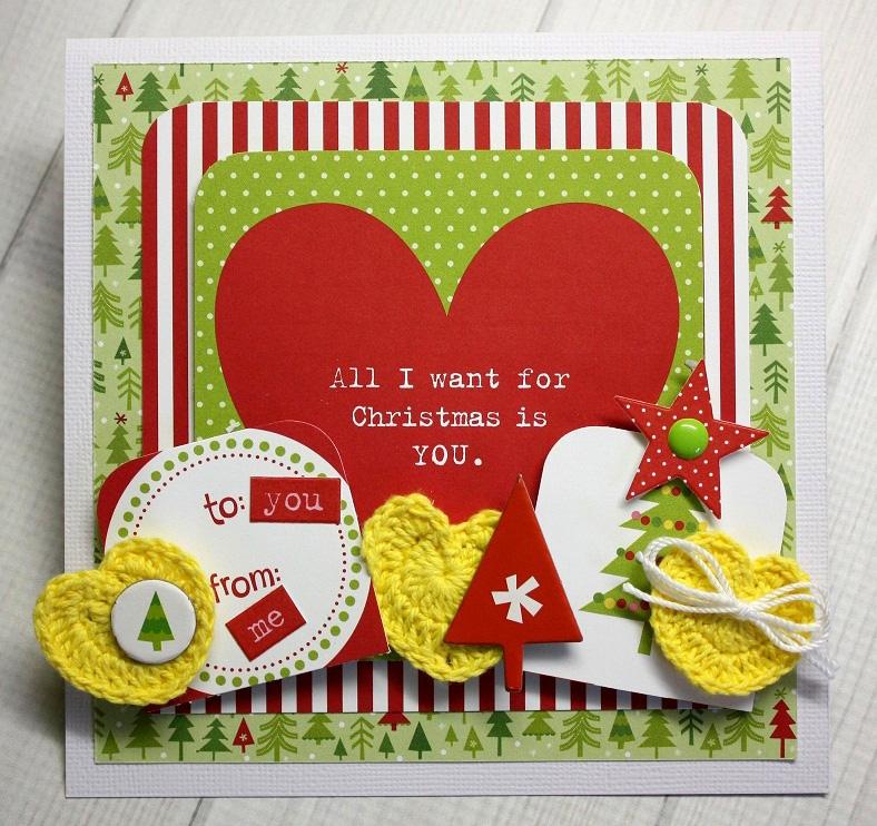 Shellye McDaniel-All I Want 4 Christmas1