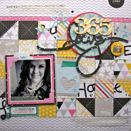 Nicole Nowosad_365 days