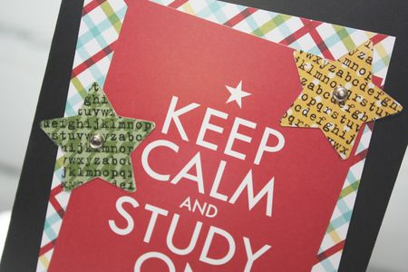 M_Bandkowski Keep Calm Star Student Detail
