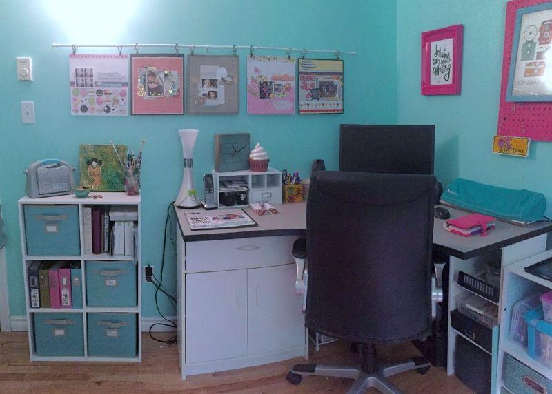 Scrapbook Room 2 _  Kristine Davidson