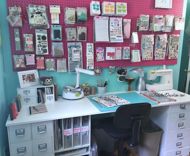 Scrapbook Room 3 _ Kristine Davidson