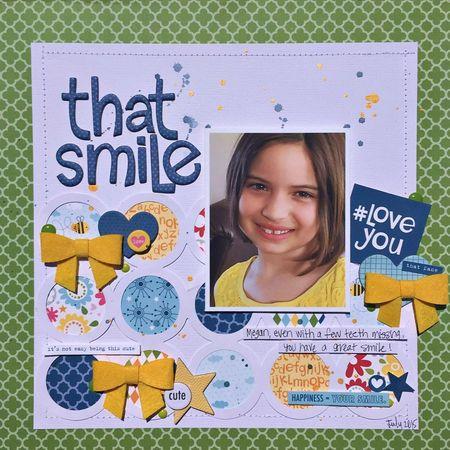 That Smile _ Kristine Davidson
