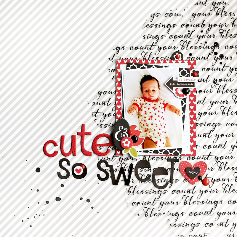 Julia_Akinina_Cute & So Sweet