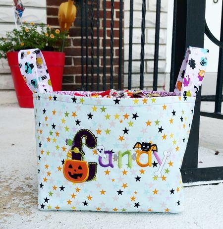 Jen chesnick- candy bucket- main