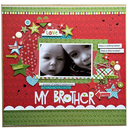 My Brother - Kristine Davidson