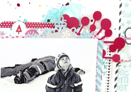 Fun in the snow - Christin Gronnslett 03