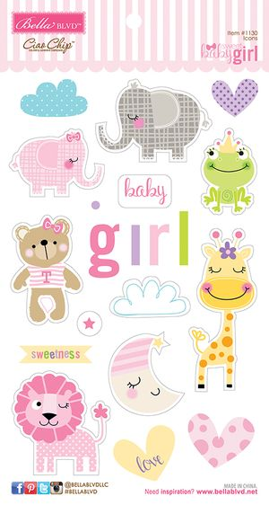 1130_BABY_GIRL_CHIP ICONS