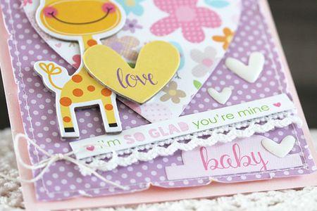 LaurieSchmidlin_BabyMine(detail)_Card-SweetBabyGirl