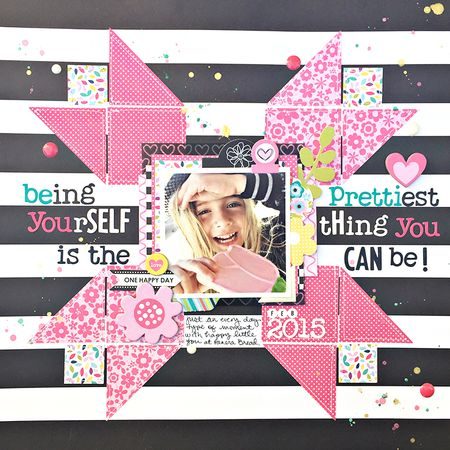 BB Be You by Heather Leopard