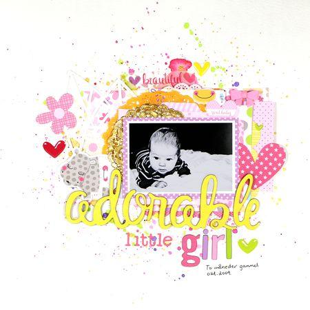 Christin Gronnslett - Adorable 01