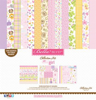 1133 GIRL COLLECTION KIT