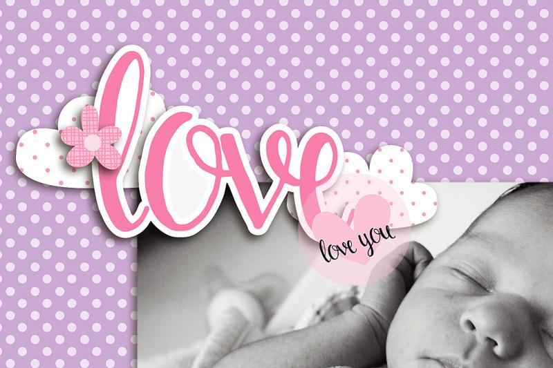 Krista Lund Sweet Baby You detail 2