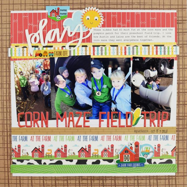 Becki Adams_Corn Maze Field Trip