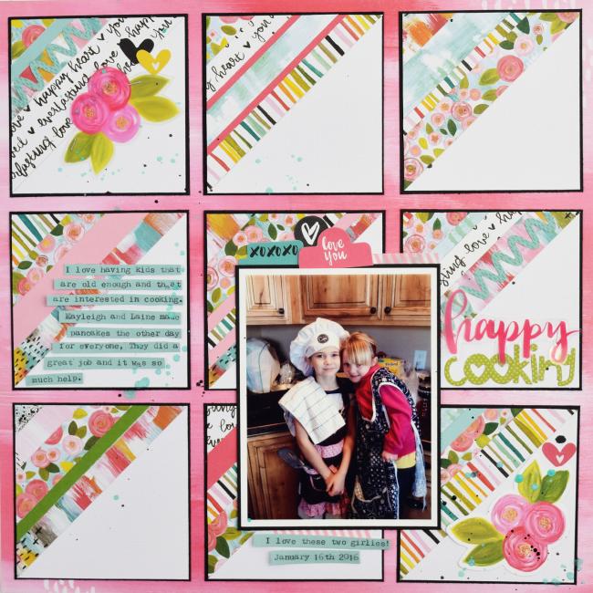 Becki Adams_Happy Cooking