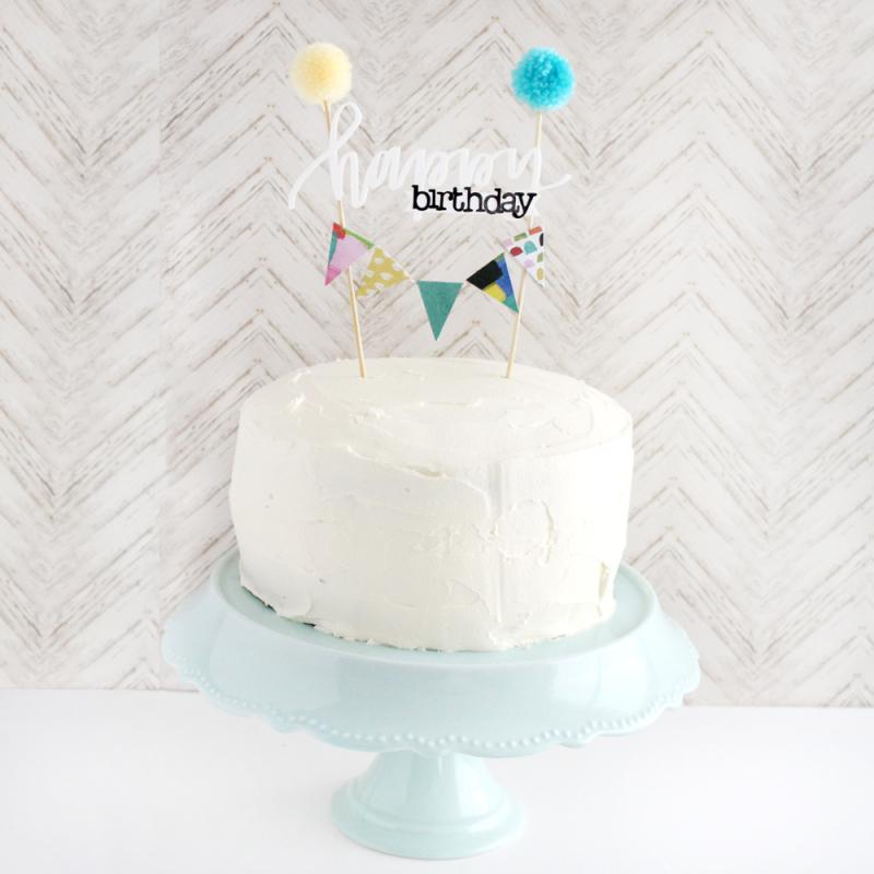 Cake Banner 4