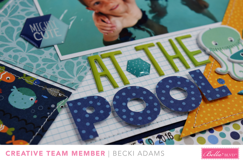 Becki Adams_At The Pool_2