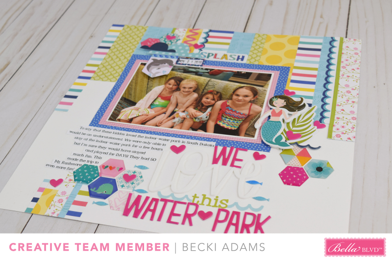 Becki Adams_We Love this water park_2