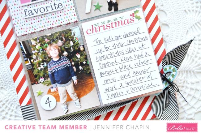 Jenchapin Christmas album Bella (6)