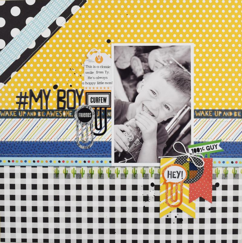 Becki Adams_Living Out Loud Kit_My Boy