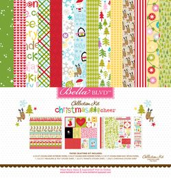 835 COLLECTION KIT CHRISTMAS CHEER