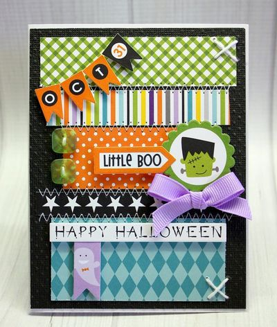 Shellye McDaniel-Little Boo Sampler Card1