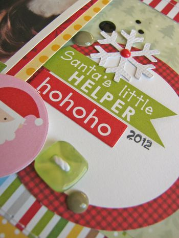 Nicole Nowosad_Happy little Santa detail 1