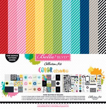 925 COLLECTION KIT COLOR CHOAS