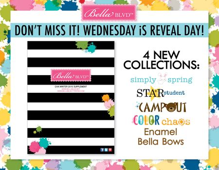 REVEAL DAY WEDNESDAY