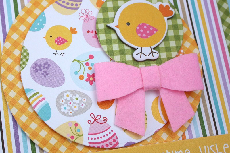 Shellye McDaniel-Simply Spring_Easter Chick Card2