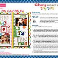 Tiny Tots Project Sheet 2015