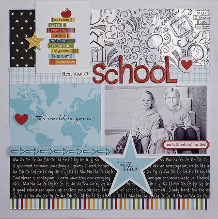 JamieHarder_FirstDayOfSchool