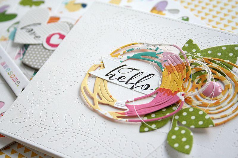 DanielleFlanders_Hello card - detail2