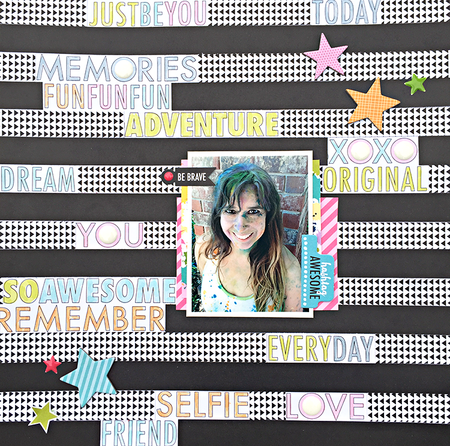 Hashtag Awesome by Heather Leopard Bella Blvd