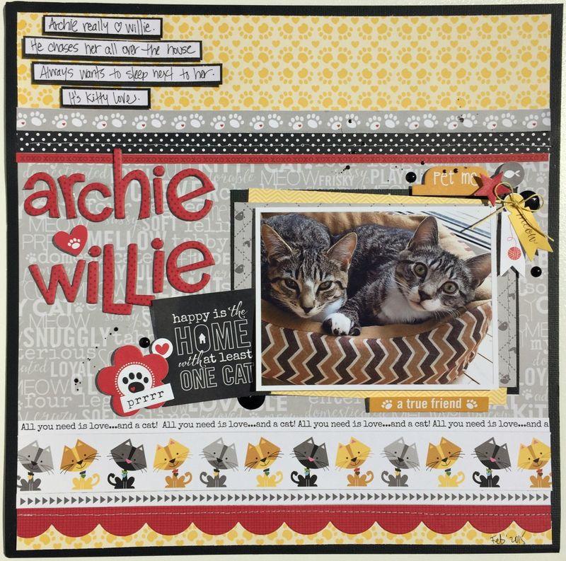 Archie Loves Willie _ Kristine Davidson
