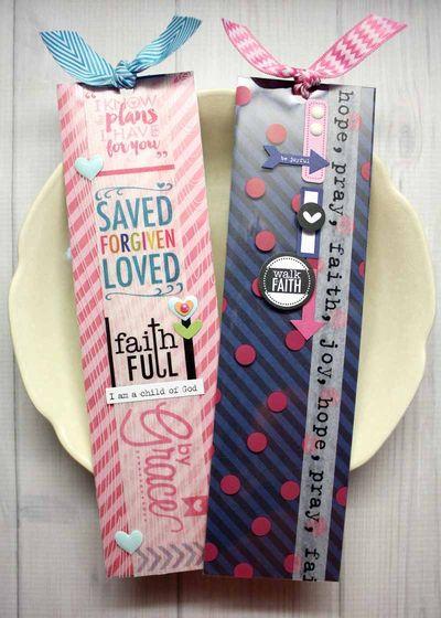 Shellye McDaniel-Washi Tape Bookmarks1