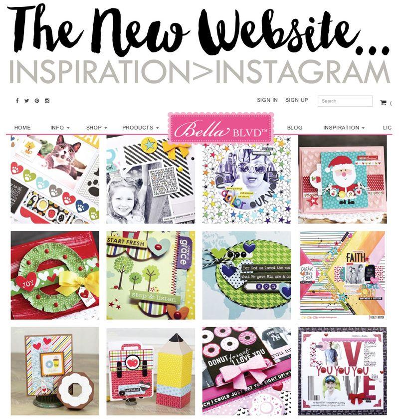 INSPO ON WEBSITE