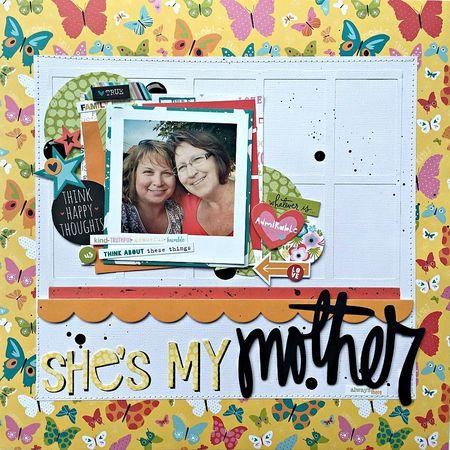 Shes My Mother - Kristine Davidson