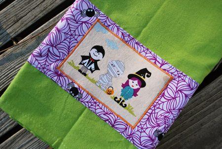 Kathy F photo 5  figures on towel