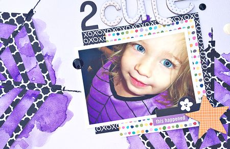 BB 2cute2spook by Heather Leopard watercolor webs