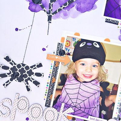 BB 2cute2spook by Heather Leopard Spider