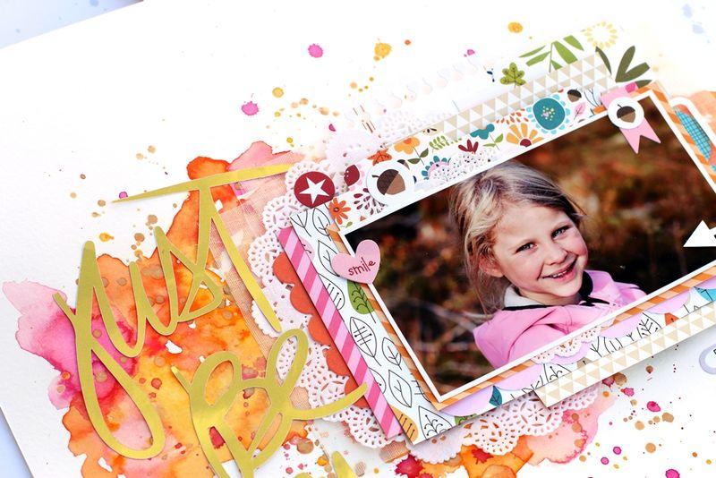 Christin Gronnslett Just be you detail 01