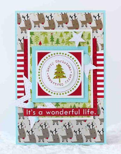 Julia Akinina- pinterest Christmas card1