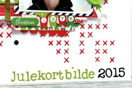 Christin Gronnslett - julekortbilde  detail 03
